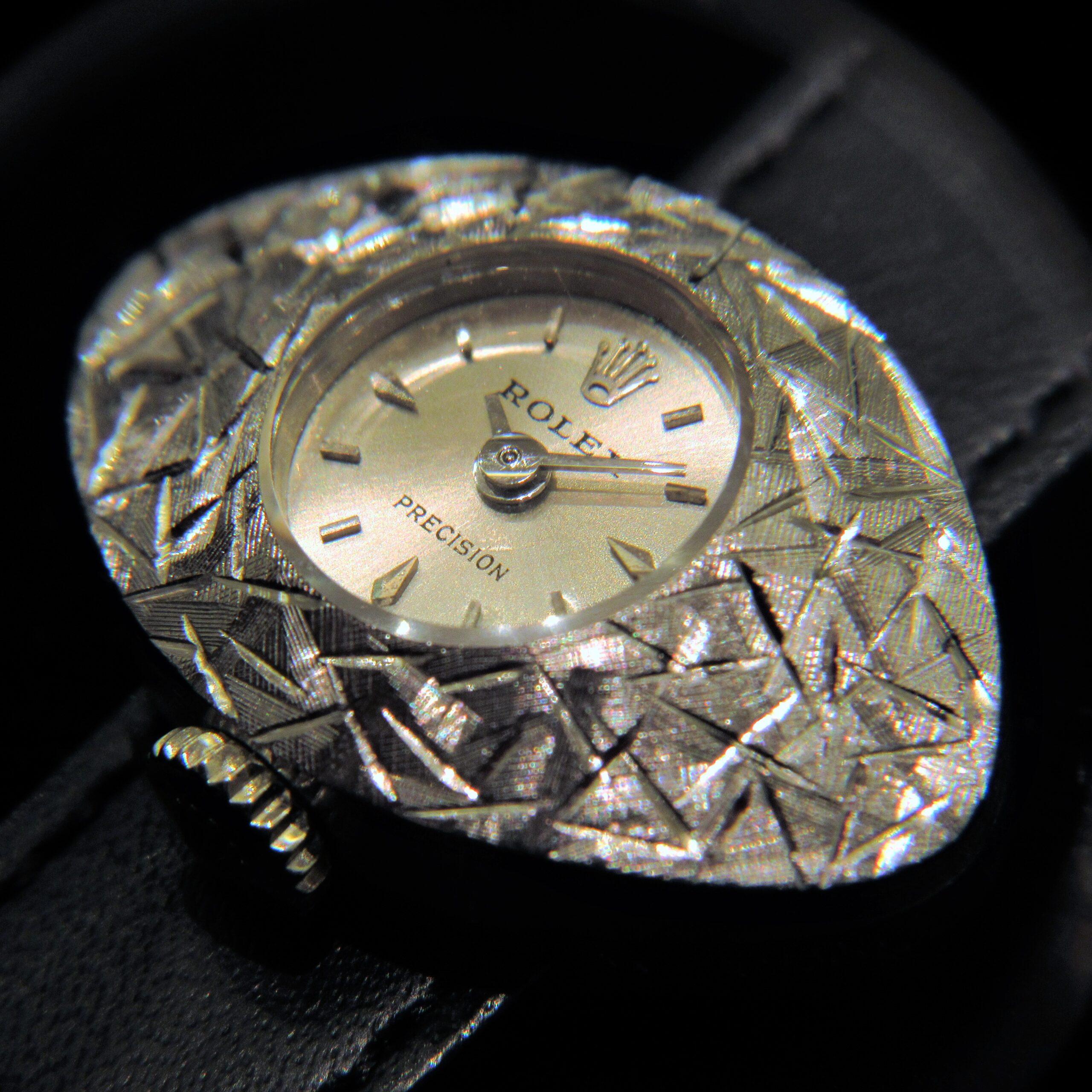 ロレックスカメレオンホワイトゴールド ROLEX Cameleon White Gold