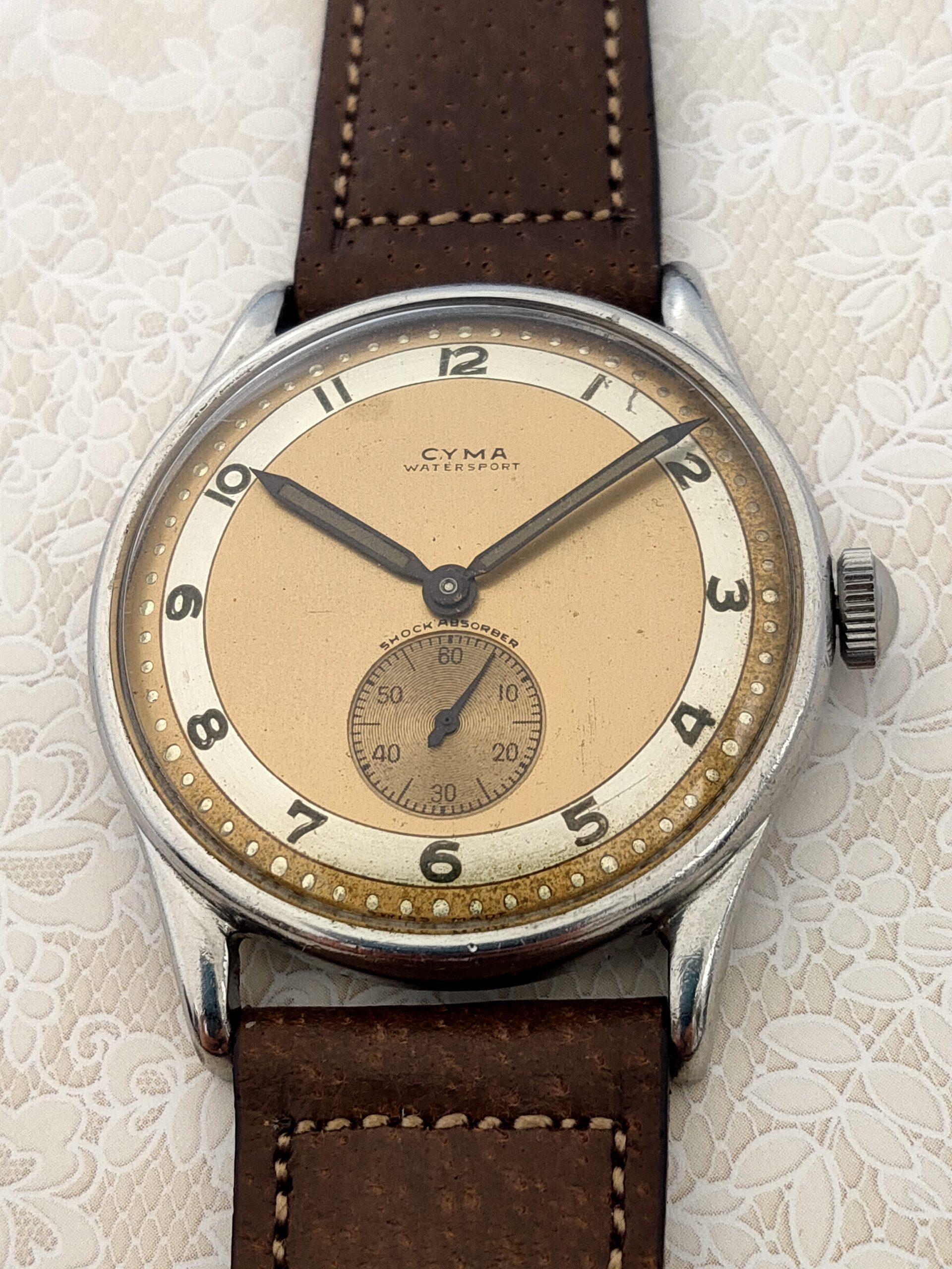 CYMA 1940's SS