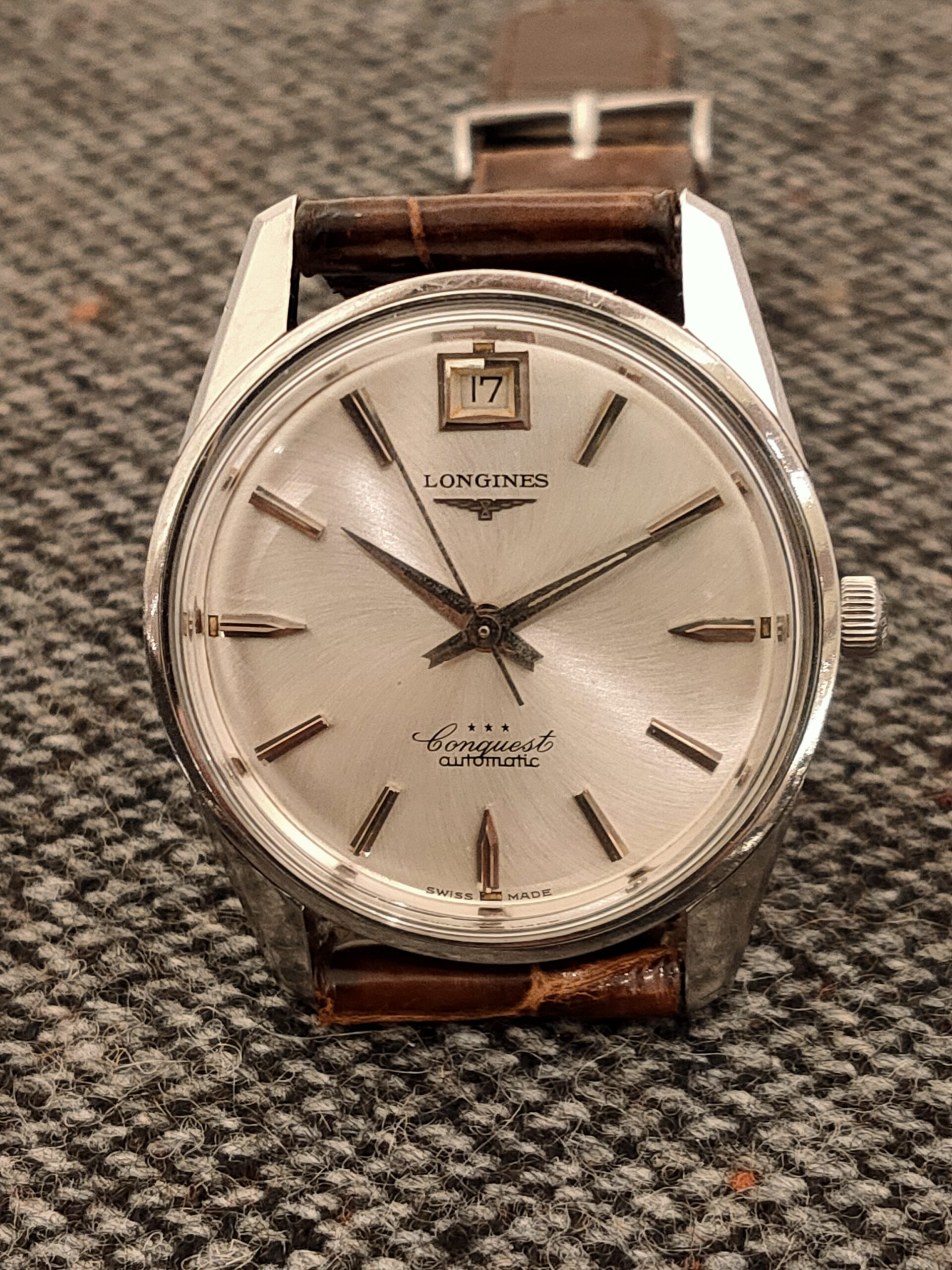 LONGINES CONQUEST 2nd 1960's