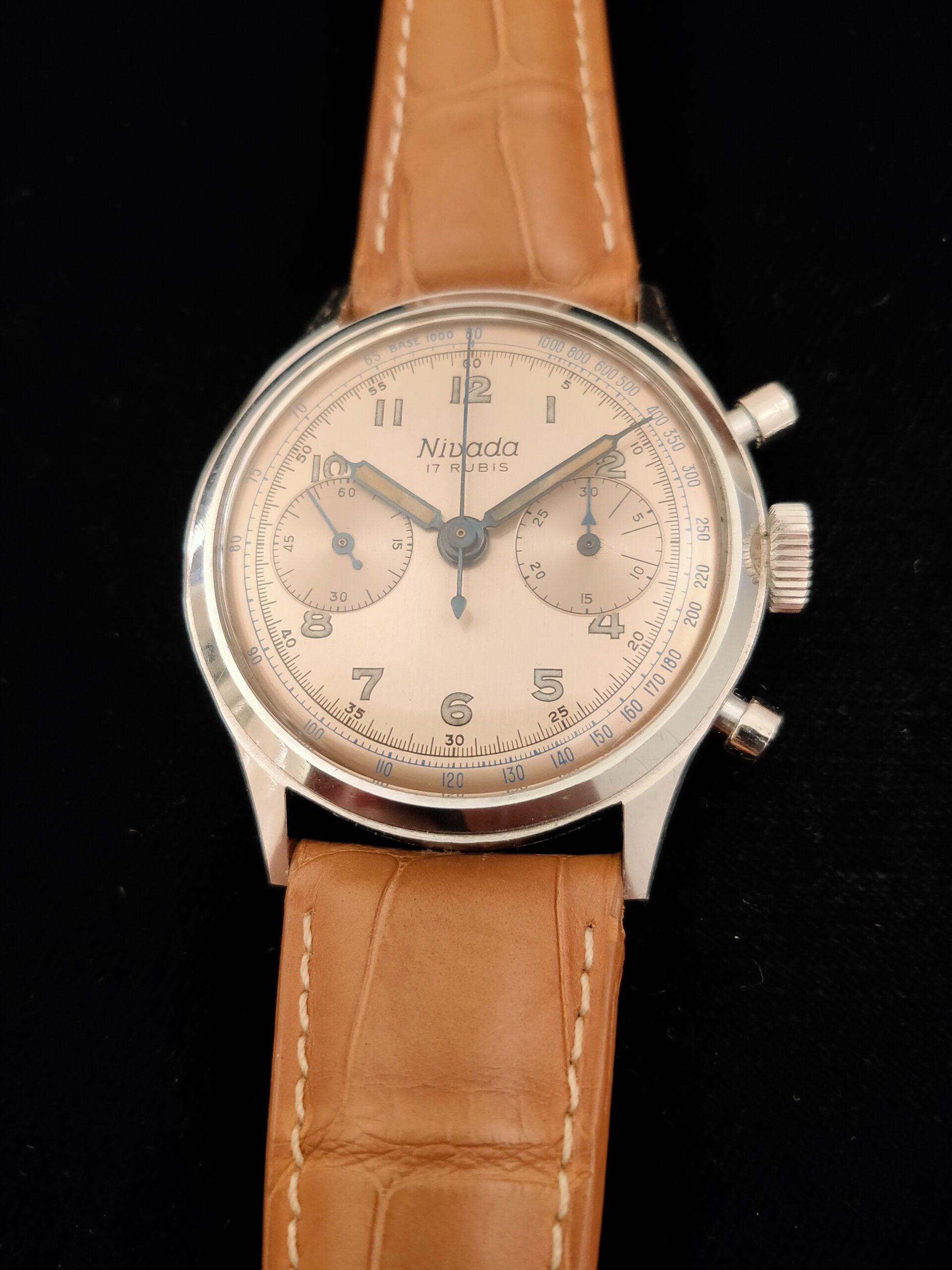 NIVADA 1940's Chronograph